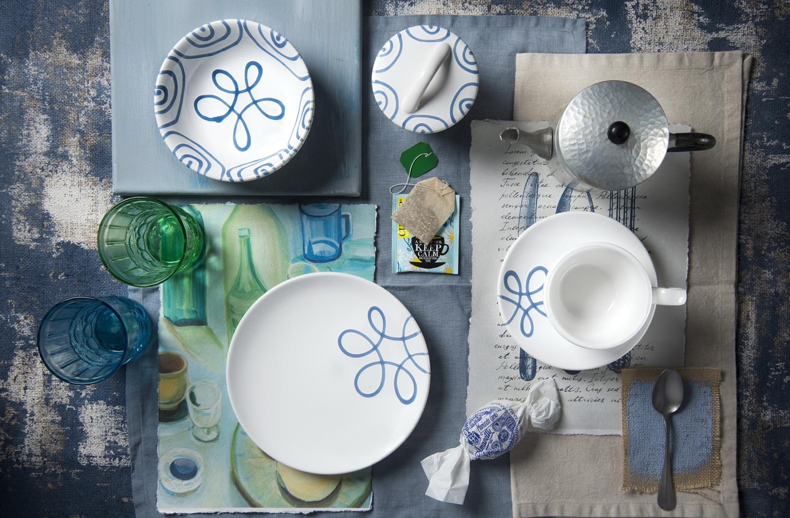 Gmundner Keramik - Geflammt