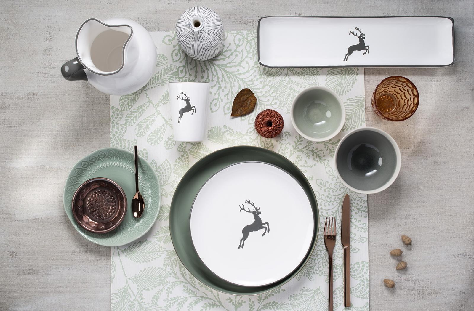 Gmundner Keramik - Hirsch