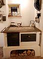 Kochstelle im Flößermuseum Lechbruck
